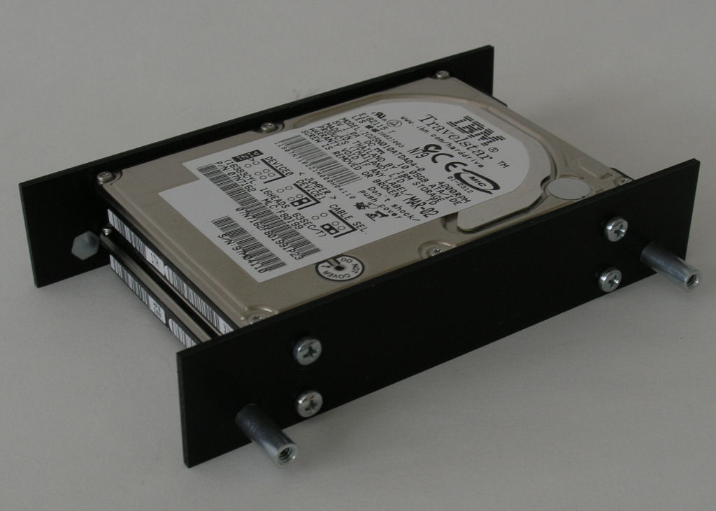 how to mount 2.5 drive in desktop